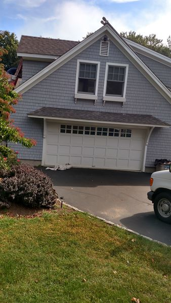 Exterior Trim Painting in Branford, CT by Top Coat Painting LLC