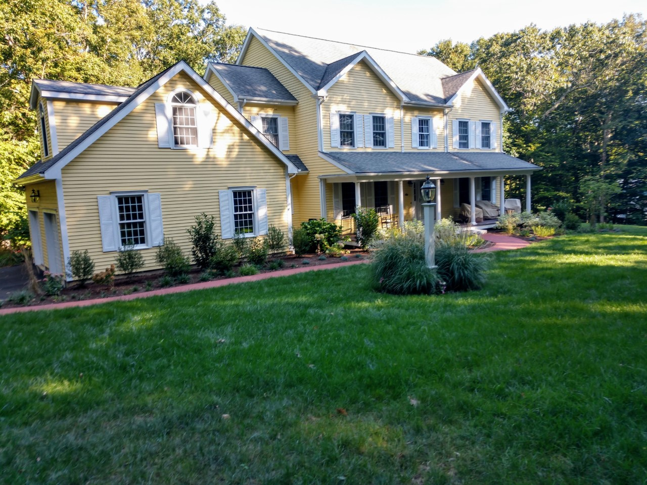 Exterior Painting and Power Wash in Madison, CT