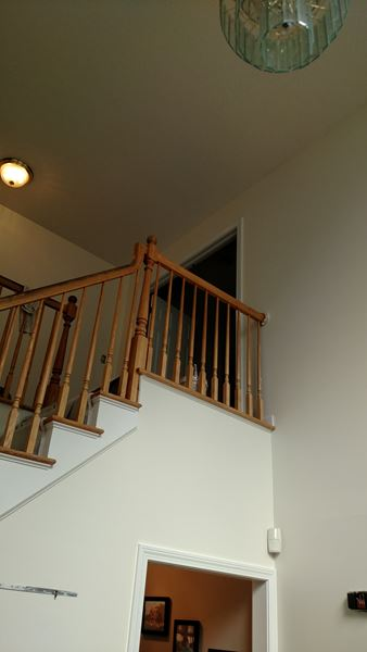 Staircase Painting In Milford, CT